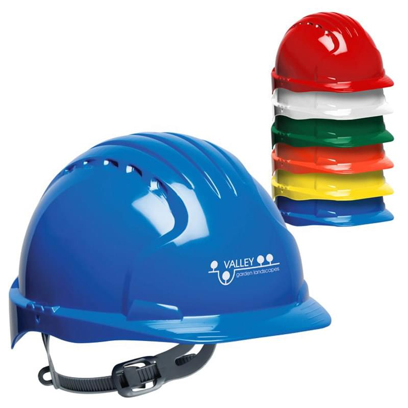 Evolution™ Deluxe 6131 Hard Hat