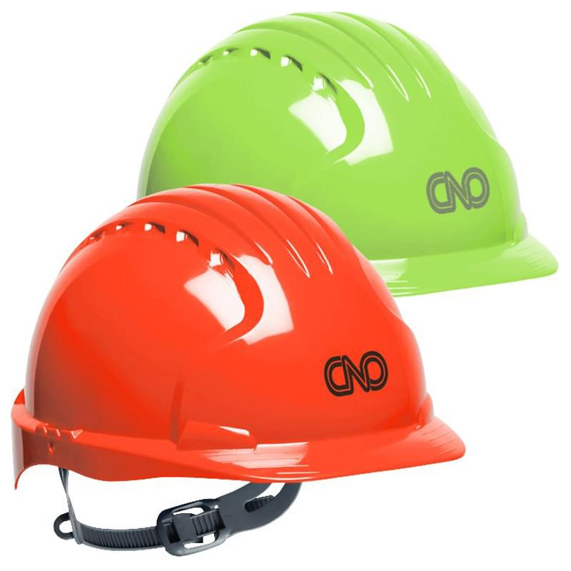 Evolution™ Deluxe 6131 Hi-Viz Hard Hat