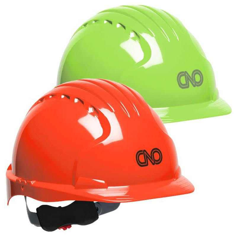 Evolution™ Deluxe 6151 Hi-Viz Hard Hat