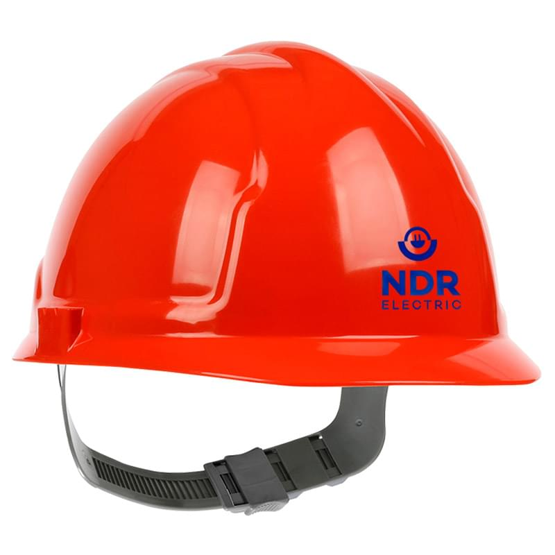 Hard Hat 4200 Slip Ratchet Hi-Vis