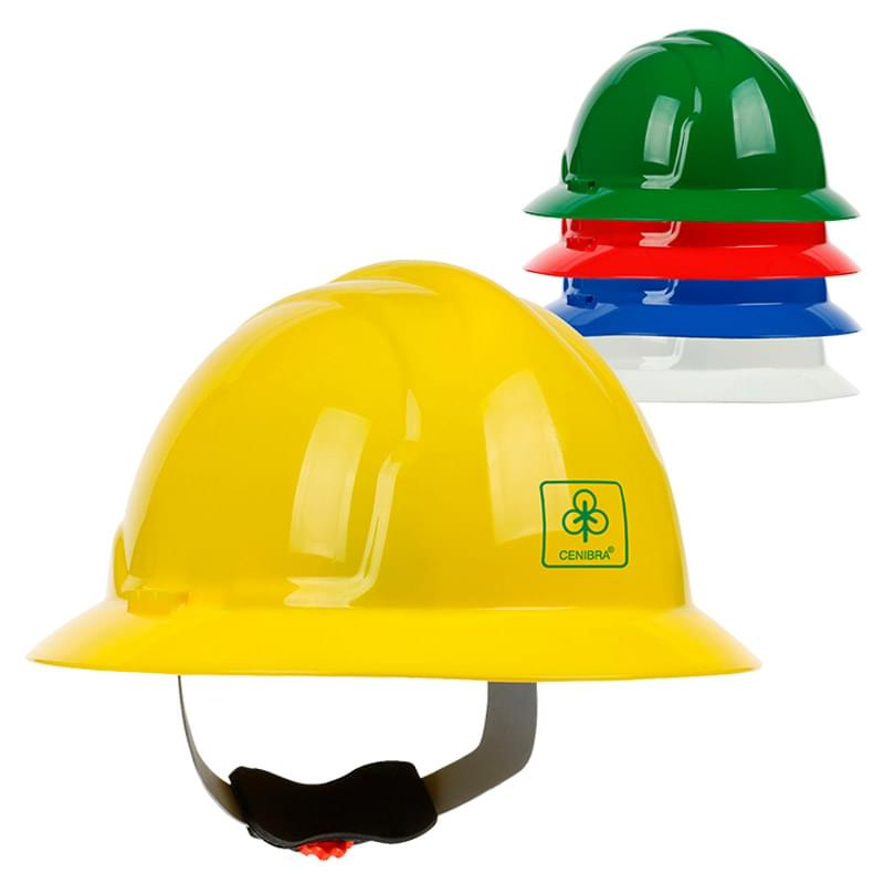 Hard Hat 4200 Full Brim Wheel Ratchet