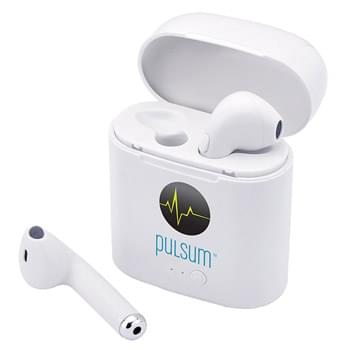 HOT DEAL - Atune Bluetooth® Earbuds with Charger Case