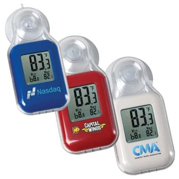 Fahrenheit Digital In/Outdoor Thermometer