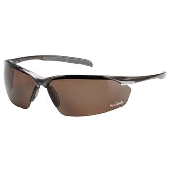 Bouton Commander Polarized Brown Glasses