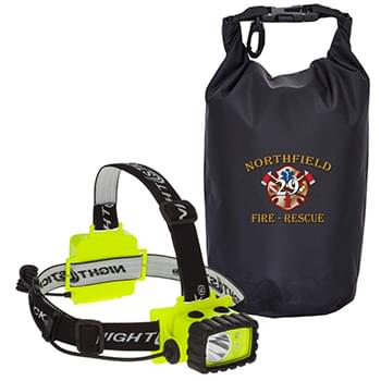 Nightstick® Intrinsically Safe Dual-Light Headlamp