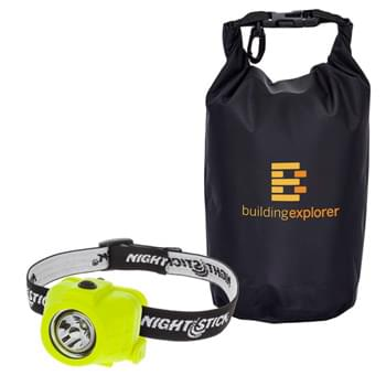 Nightstick® Intrinsically Safe Dual-Func Headlamp
