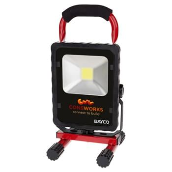 Bayco® 2200 Lumen LED Single Fixture Worklight