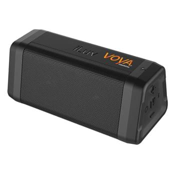 iLuv® Water-Resistant Bluetooth® Mini Speaker