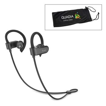 iLuv® Splash-Proof Bluetooth® Ear Buds