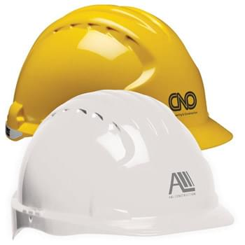 Evolution™ Deluxe 6151 Vented Hard Hat