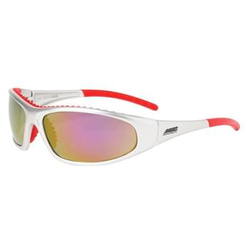 Bouton Flashfire Red Mirror Glasses