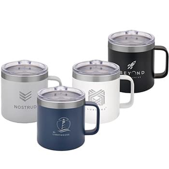 14 oz Urban Peak® Trek Vacuum Camp Mug